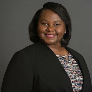 Katrina L. Pitts, Service-Learning Program Manager